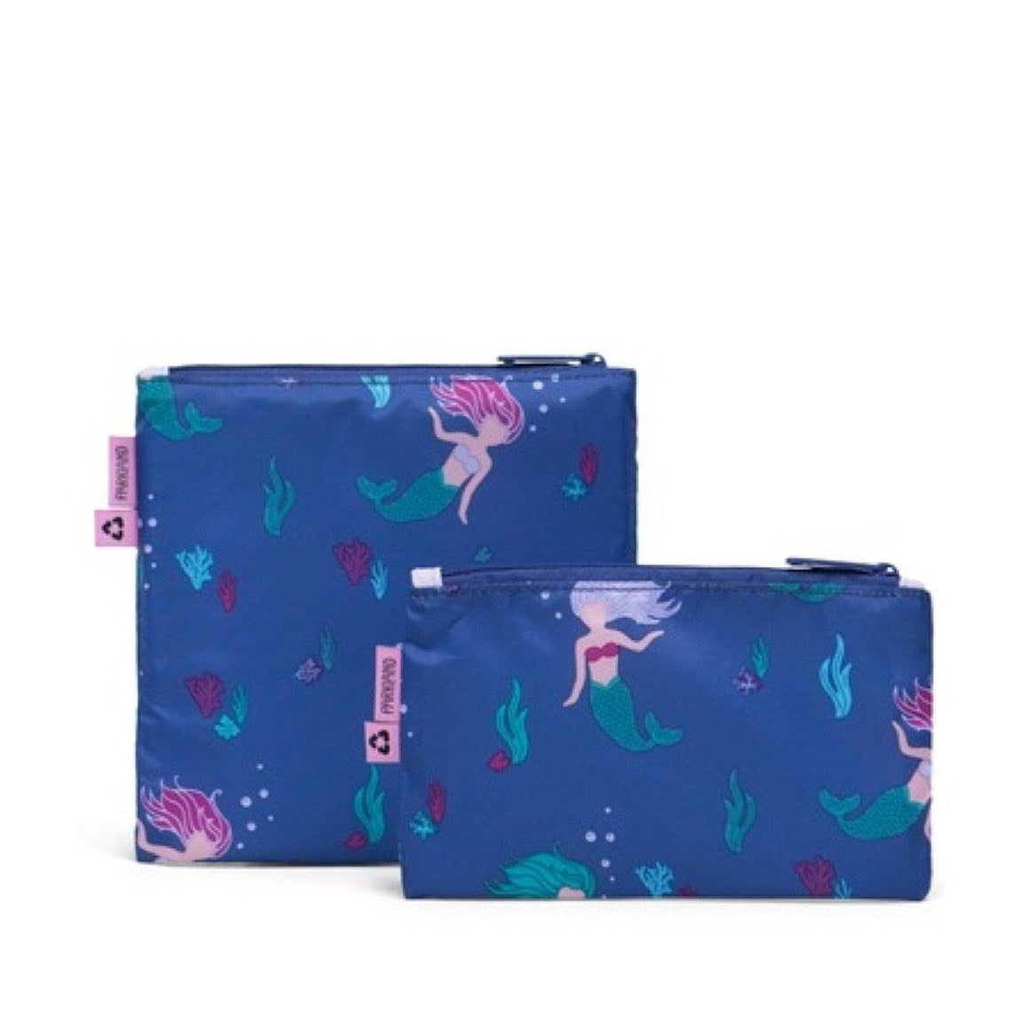 Parkland - Kids Snack Bag Duo - Mermaids Lunch Box Parkland