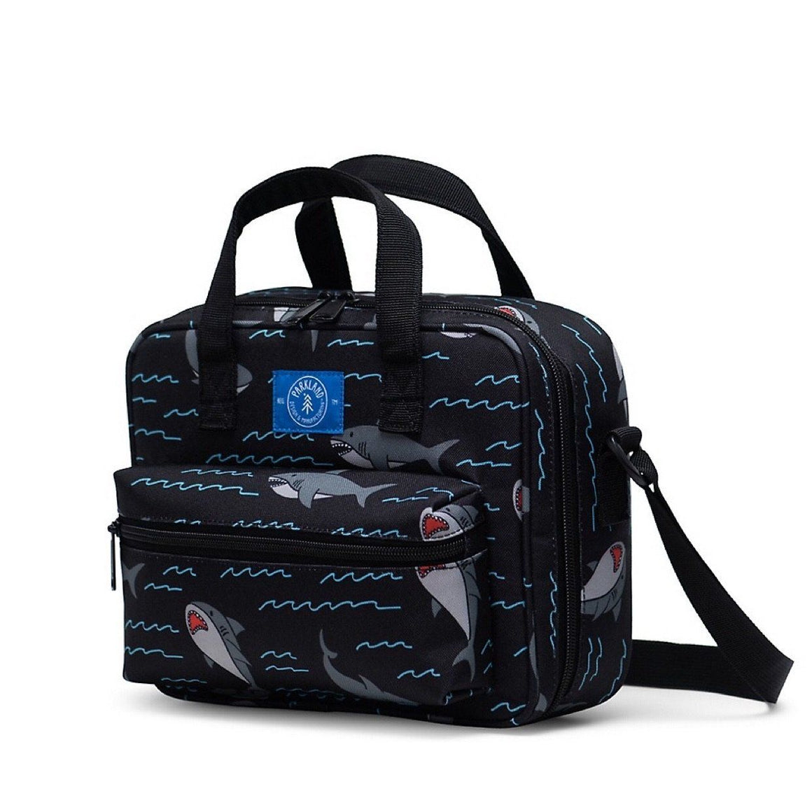 Parkland - Tag Kids Lunch Box - Shark Lunch Box Parkland