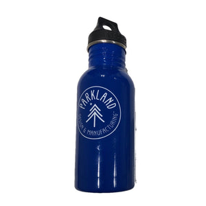 Parkland - Water Bottle Blue - 12 oz Watter Bottle Parkland