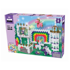 PLUS PLUS - Mini Basic Unicorn 760 pcs Toys Toys PlusPlus