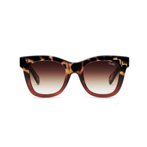 Quay - Afterhours Sunglasses - Tortoise / Brown Sunglasses Quay
