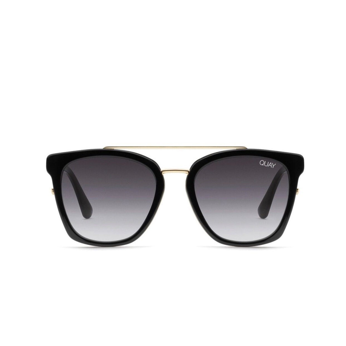 Quay X Chrissy - Sweet Dreams Sunglasses - Black / Smoke Sunglasses Quay