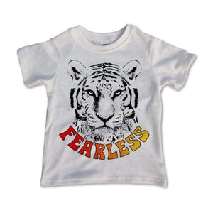 Rivet Apparel Co. - Fearless Unisex T-shirt Short Sleeve Shirts Rivet Apparel Co.