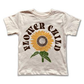 Rivet Apparel Co. - Flower Child Unisex T-shirt Short Sleeve Shirts Rivet Apparel Co.