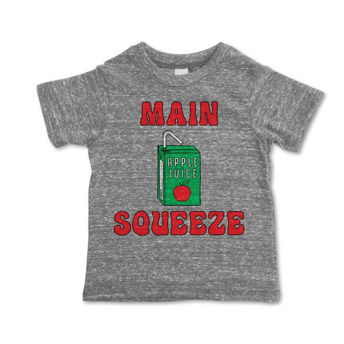 Rivet Apparel Co. - Main Squeeze Unisex T-shirt Short Sleeve Shirts Rivet Apparel Co.