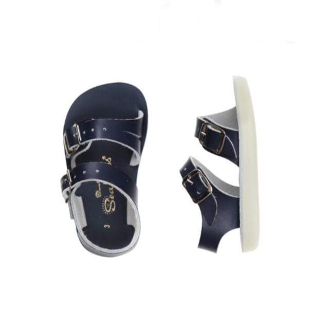 Sea Wees Salt Water Sandals - Navy Sandals Salt Water Sandals