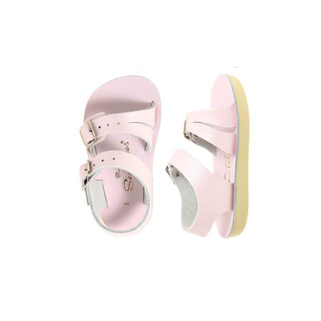 Sea Wees Salt Water Sandals - Shiny Pink Sandals Salt Water Sandals