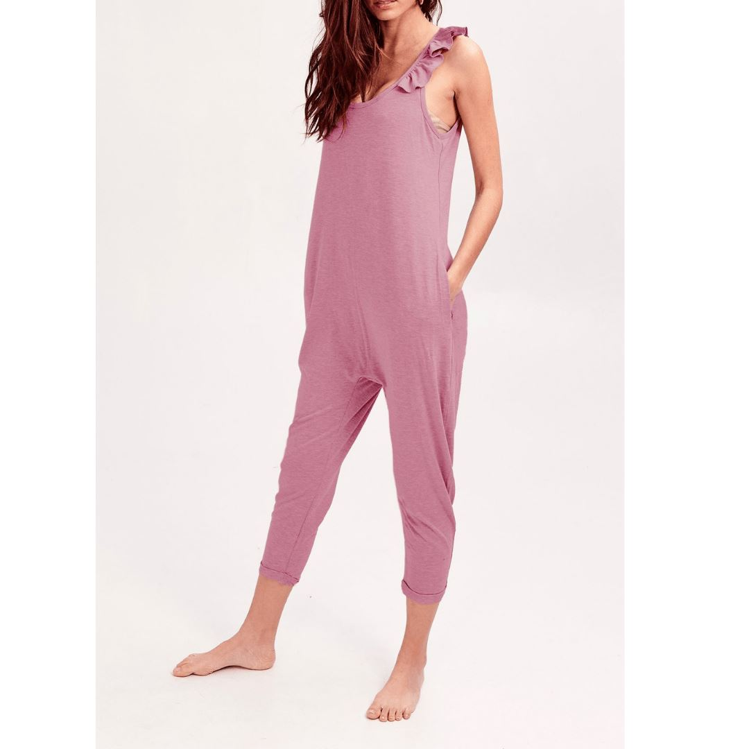 Smash + Tess- The Sweetheart Romper In Kaitlyn Rose Jumpsuits / Rompers Smash+Tess