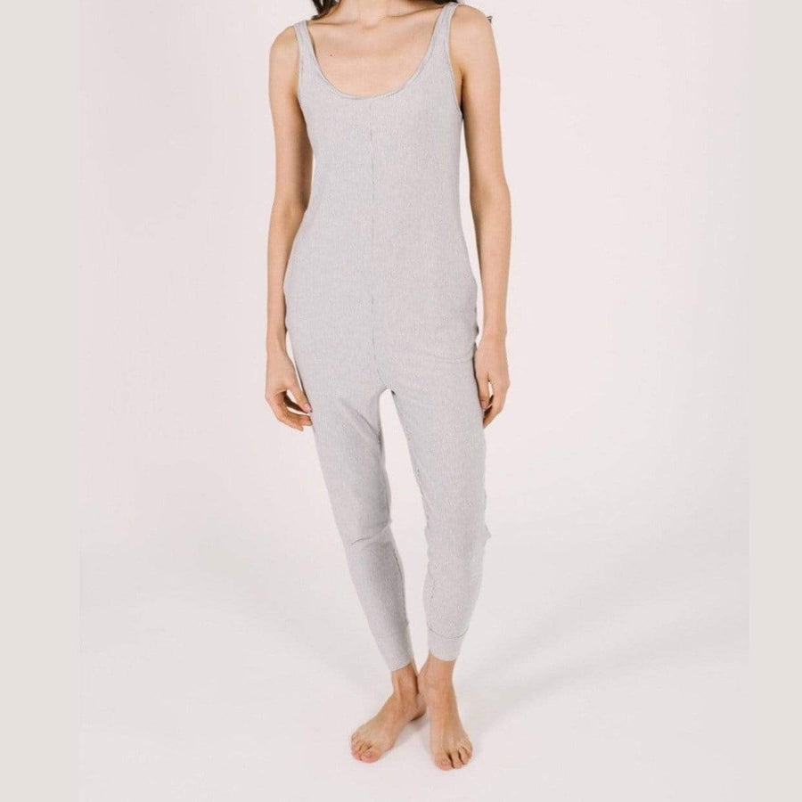 Smash + Tess - The Tuesday Romper in Shy Stripe Jumpsuits / Rompers Smash+Tess