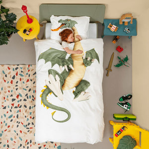 SNURK - Dragon Duvet Cover Set Bedding SNURK Living
