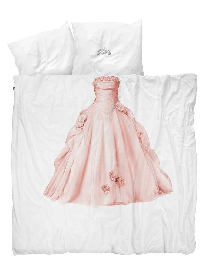 SNURK - Pink Princess Duvet Cover Set Bedding SNURK Living