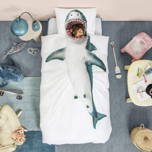 SNURK - Shark Duvet Cover Set Bedding SNURK Living