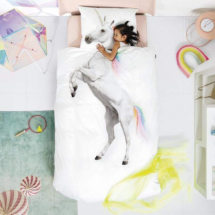 SNURK - Unicorn Duvet Cover Set Bedding SNURK Living