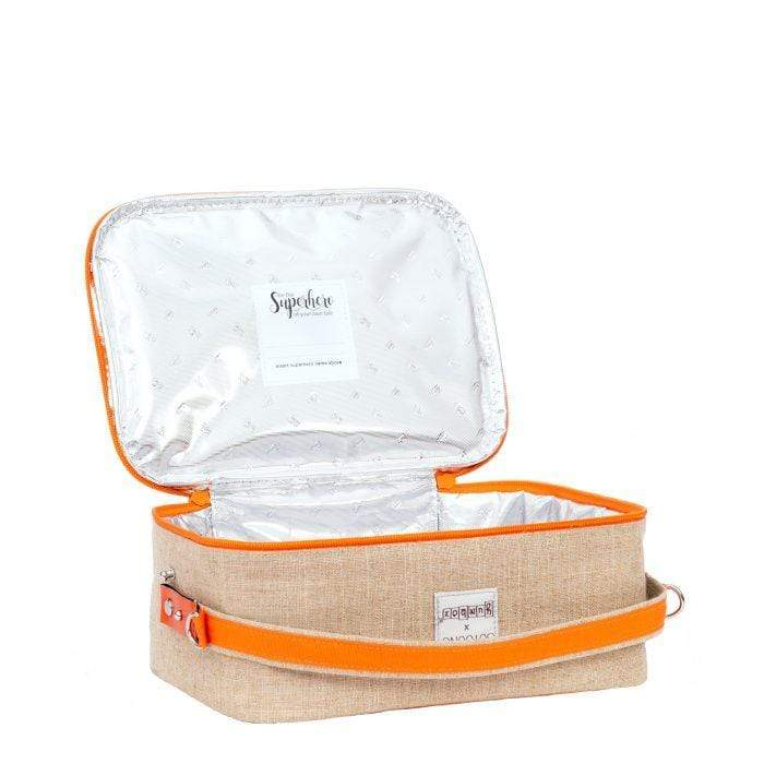 So Young Orange Surf's Up Lunch Box Feeding & Mealtime SoYoung