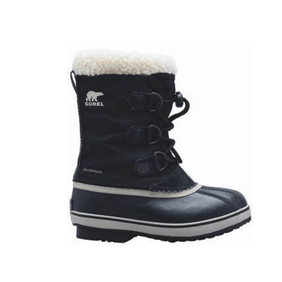 SOREL Yoot Pac Nylon Boot - Black Footwear Sorel
