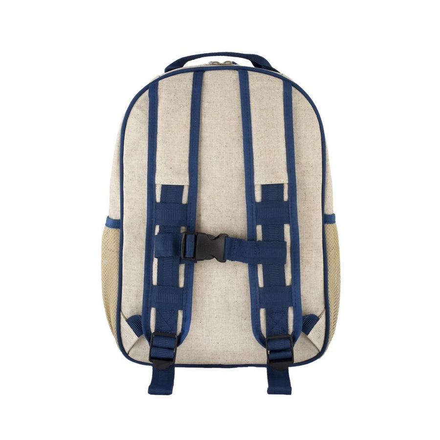 SoYoung - Blue Dino Grade School Backpack Backpack SoYoung