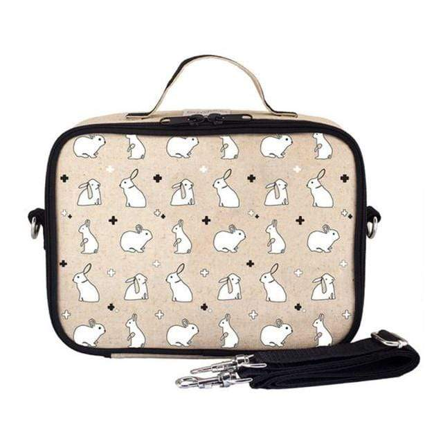 SoYoung Bunny Tile Lunch Bag Lunch Box SoYoung