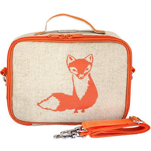SoYoung Orange Fox Lunch Bag Lunch Box SoYoung