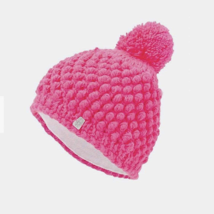 Spyder - Girls Bryte Bubblegum Brrrr Berry Hat Winter Hat Spyder 8 Years+