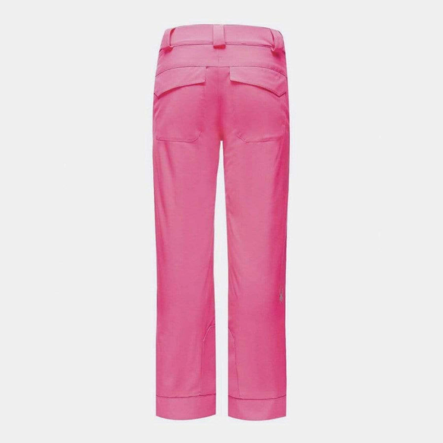 Spyder - Girls Olympia Bryte Bubblegum Snow Pants Snow Pants Spyder 8 Years