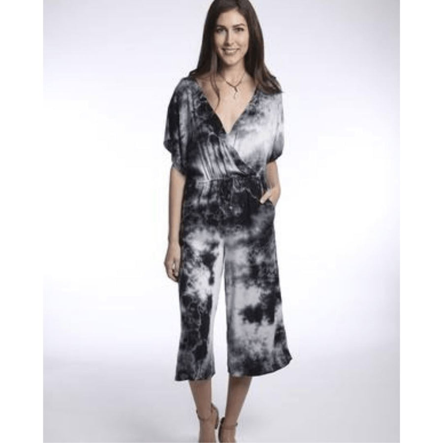 SS715 - River & Sky - Women's Vacay Vibes Jumpsuit - Cast Away Jumpsuits / Rompers River & Sky