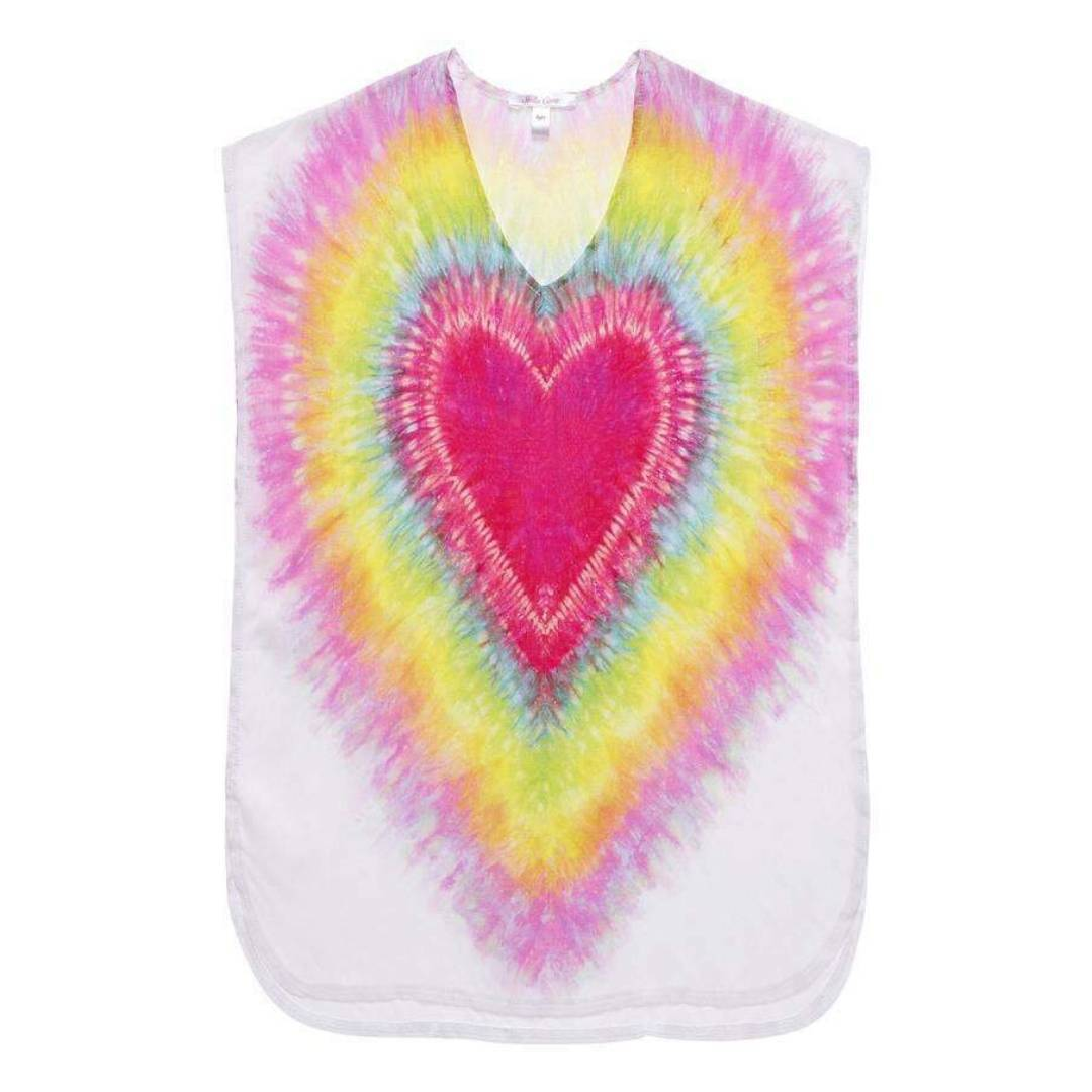 Stella Cove - I Heart You Poncho Swimwear Stella Cove