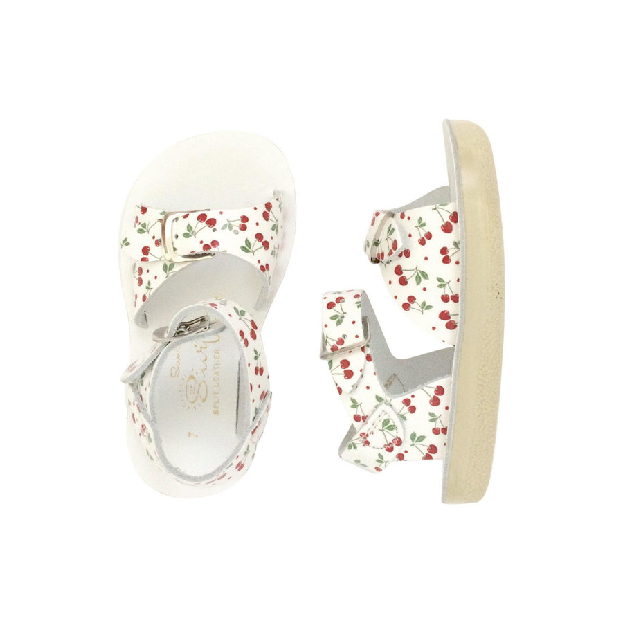 Surfer Salt Water Sandals - Cherry Sandals Salt Water Sandals