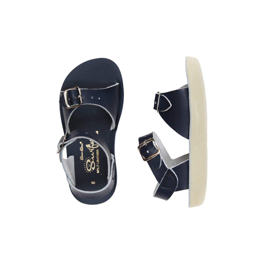 Surfer Salt Water Sandals - Navy Sandals Salt Water Sandals