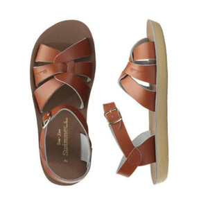 Swimmer Salt Water Sandals - Tan Sandals Salt Water Sandals