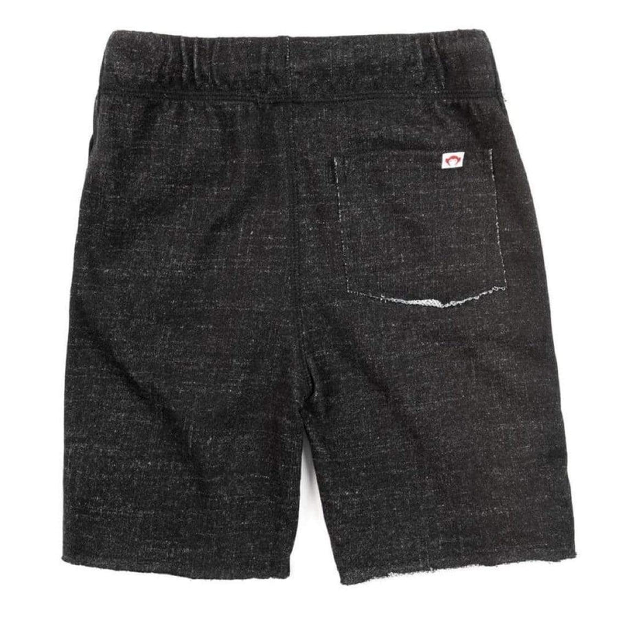T2CMP - Appaman Boys Black Chalk Board Camp Shorts Shorts Appaman