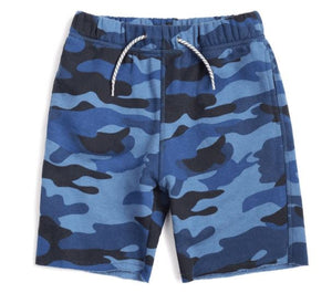 T2CMP - Appaman Navy Camo Camp Shorts Shorts Appaman