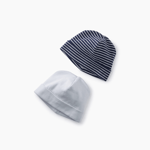 Tea Collection 8S62800-096 - 2 Pack Navy Hats Hats Tea Collection