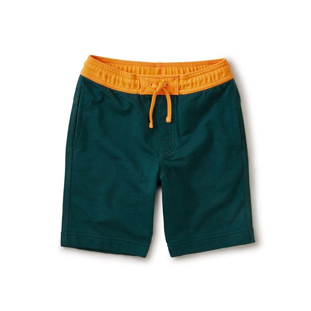 Tea Collection Boardies Surf Shorts - Deep Sea Shorts Tea Collection