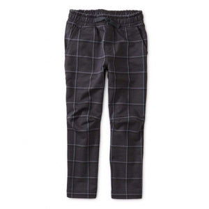 Tea Collection Double Window Pane Printed Trek Pant Pants Tea Collection