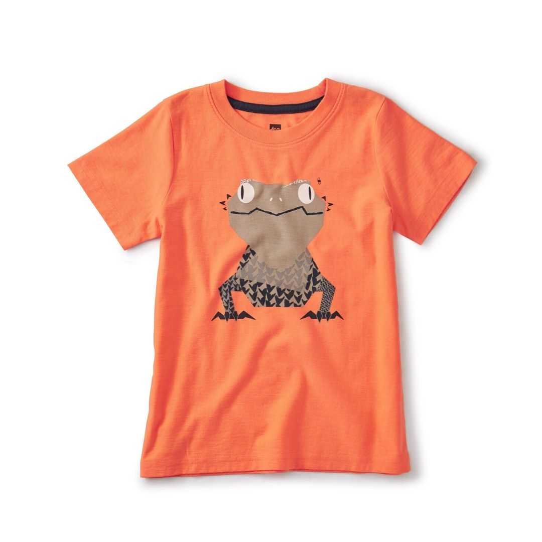 Tea Collection Lizard Desert Tee Short Sleeve Shirts Tea Collection