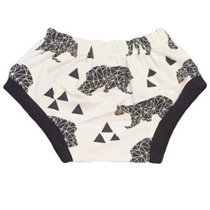 Tiny Bear Bloomies # 7 Diaper Covers Tiny Trendsetter 6-9 Months