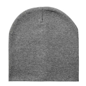 Tiny Grey Beanie Hat Hats Tiny Trendsetter Small (6 Months - 2 Years)