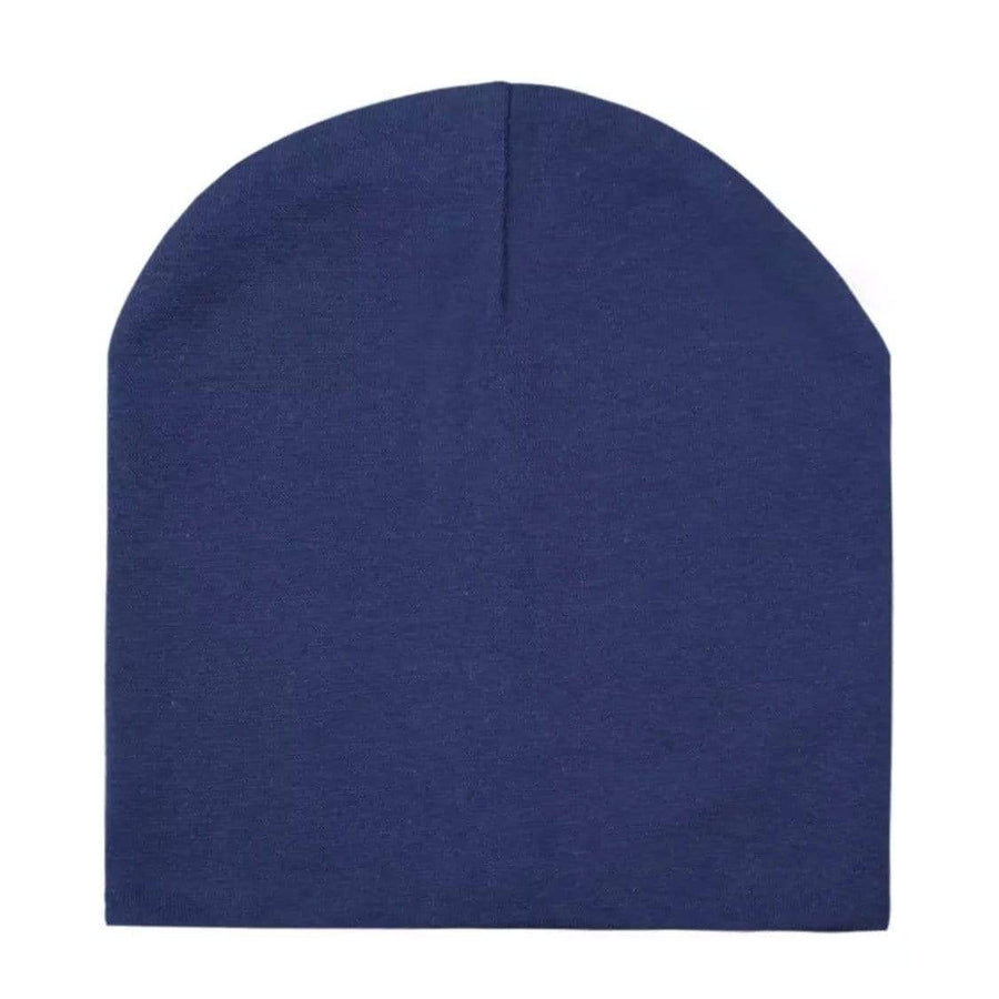 Tiny Navy Beanie Hat Hats Tiny Trendsetter Small (6 Months - 2 Years)