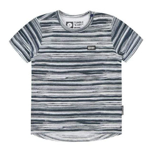 Tumble N Dry - Nvar Graphic Crew Neck Tee Short Sleeve Shirts Tumble N Dry