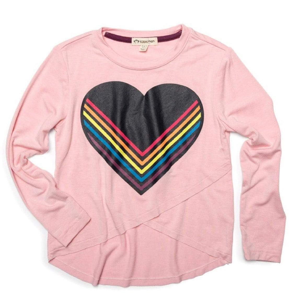 U1PPT Appaman Cosmic Pink Penelope Long Sleeve Tee Long Sleeve Shirts Appaman