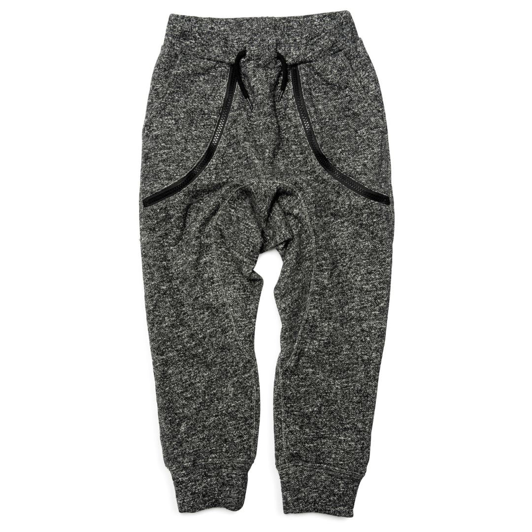 U2RUK - Appaman - Boy's Rucker Sweats- Black Pants Appaman