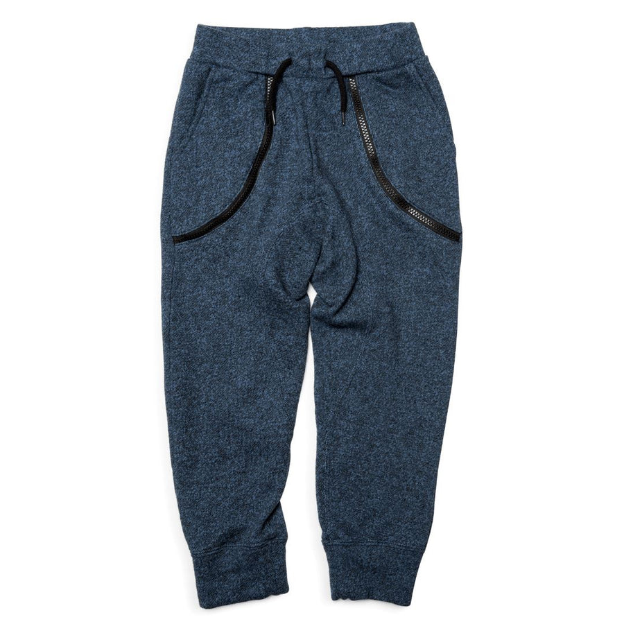 U2RUK - Appaman - Boy's Rucker Sweats- Denim Blue Pants Appaman 2 Years