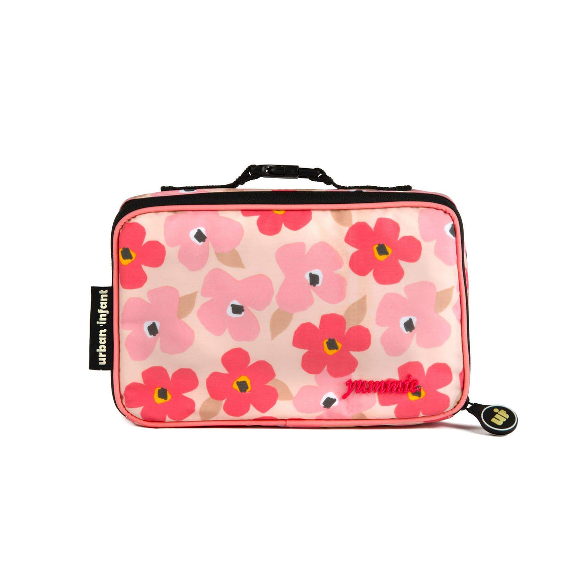 Urban Infant - Urban Infant Yummie Toddler Lunch Bag - Poppies Urban Infant
