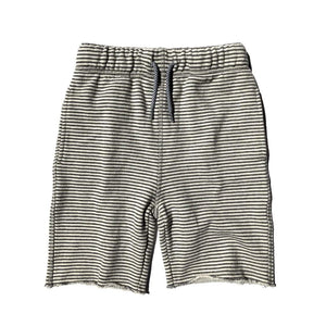 V2CMP2-1149 Appaman Camp Shorts - Grey Stripe Shorts Appaman