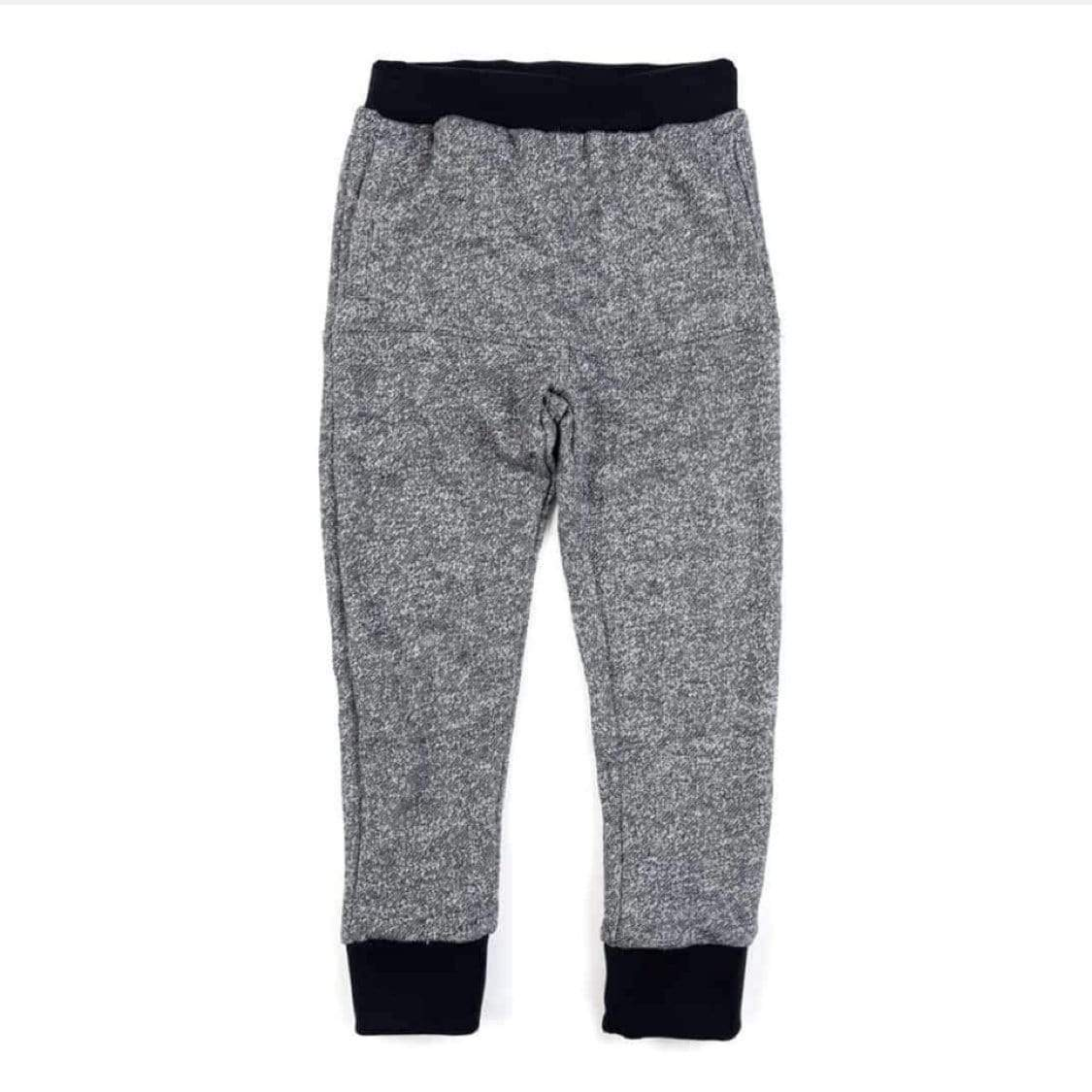V2JKS - Appaman Boys Patriot Blue Melange Juku Sweats Pants Appaman