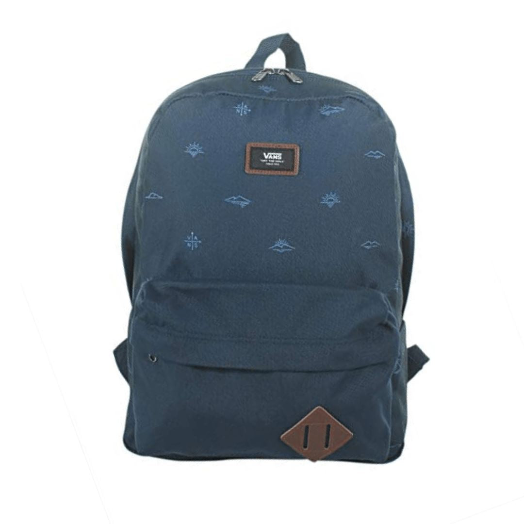 Vans - Navy Old Skool II Backpack Backpack Vans