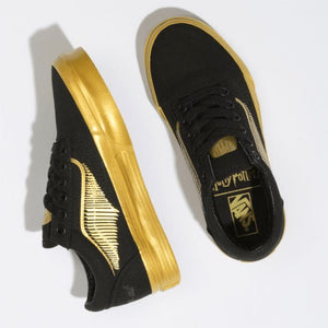Vans - Old Skool HARRY POTTER (Sizes Kids 10.5 - Youth 4) footwear Vans