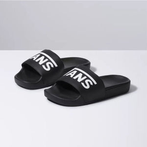 VANS - Slide On Junior - Black (Kids 11 - Youth 5) footwear Vans Kids 11