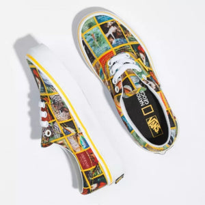 Vans X National Geographic Kids Era Shoes Footwear Vans