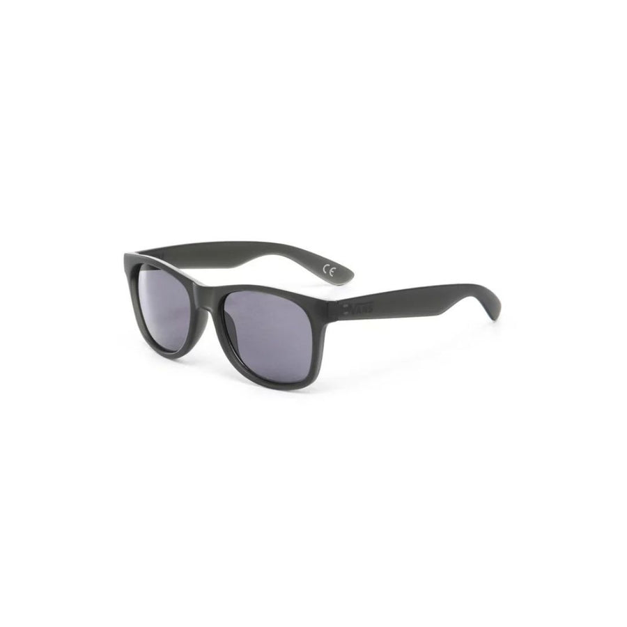 VN000LC01S6 - Vans - Spicoli 4 Shade Sunglasses - Black Frosted Translucent Sunglasses Vans